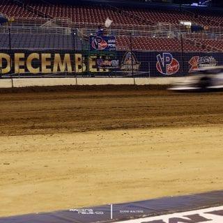 Gateway Dirt Nationals Motion Blur Racing Photo 5841