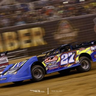 Gateway Dirt Nationals Racing Photo 8528
