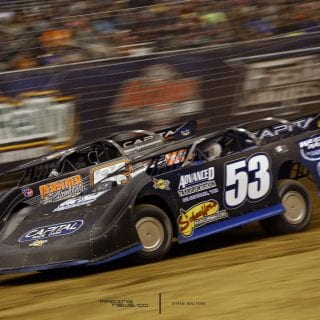 Gateway Dirt Nationals Racing Photo 8537