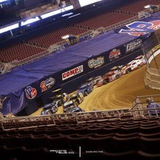 Gateway Dirt Nationals Stadium Dirt Race Saint Louis MO 6150