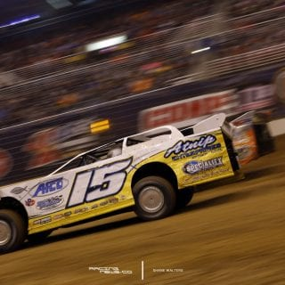 Gateway Dirt Nationals Super Late Model Photo 7333