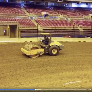 Gateway Dirt Nationals Track Prep