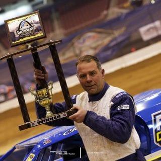 Gateway Dirt Nationals Trophy 6857