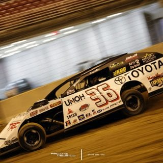 Gateway Dirt Video - First Laps Video Kenny Wallace Photos - 4977