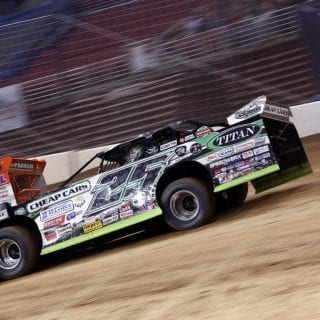 Jason Feger Dirt Late Model Photo 9083