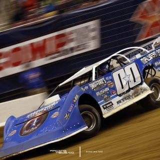 Jesse Stovall Dirt Late Model Photo 8300