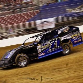 Jessie Hoskins Dirt Modified Photos 5799