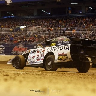 Kenny Wallace 2016 Gateway Dirt Nationals Photos 8686
