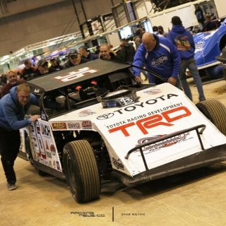 Kenny Wallace Dirt Modified 5719