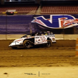 Kenny Wallace Gateway Dirt Photo 4886
