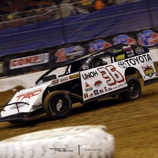 Kenny Wallace Gateway Dirt Photos 5734