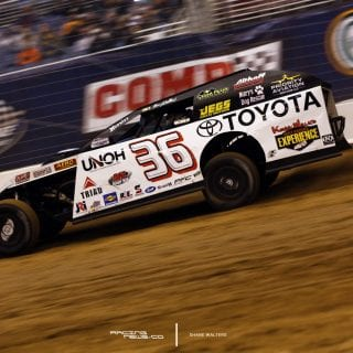 Kenny Wallace St Louis Dirt Race 5729