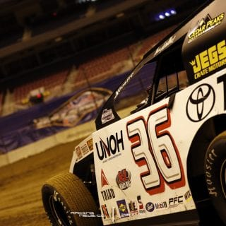 Kenny Wallace VP Racing Fuels Gateway Dirt Nationals Photo 4905