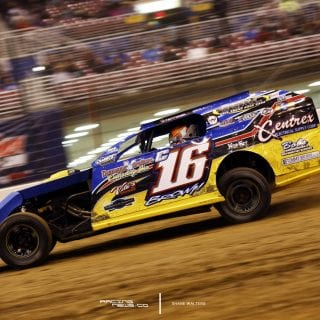 Kyle Steffens Dirt Modified Racecar Photos 5744