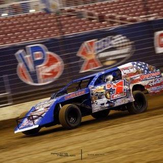 Lance Dehm Dirt Modified Car 5892