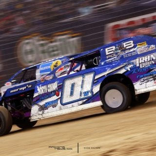 Modifieds Gateway Dirt Nationals Photo 9555