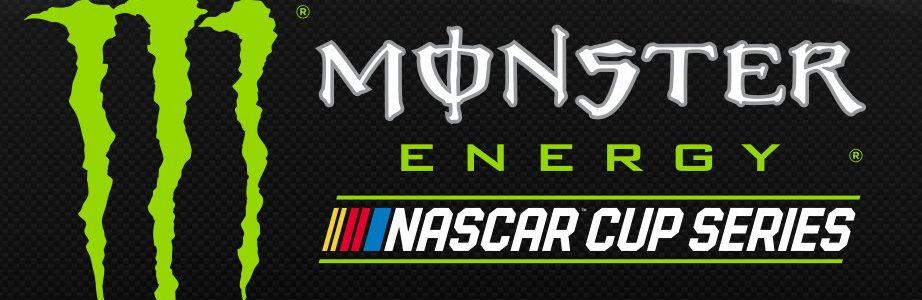 New NASCAR Logo and Monster Energy NASCAR Cup Series Logo