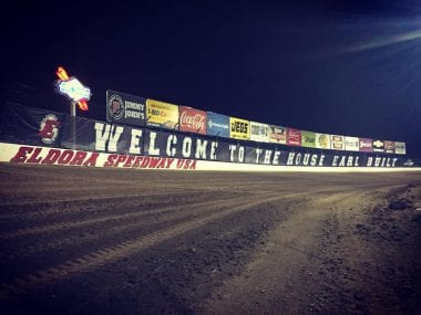 NASCAR Signs with Eldora Speedway Through 2020