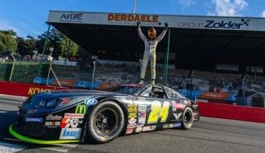 NASCAR Whelen Euro Series ELITE Club Division