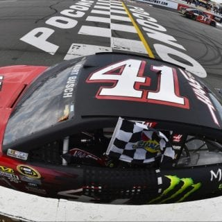 NASCARKurt Busch Monster Energy Haas