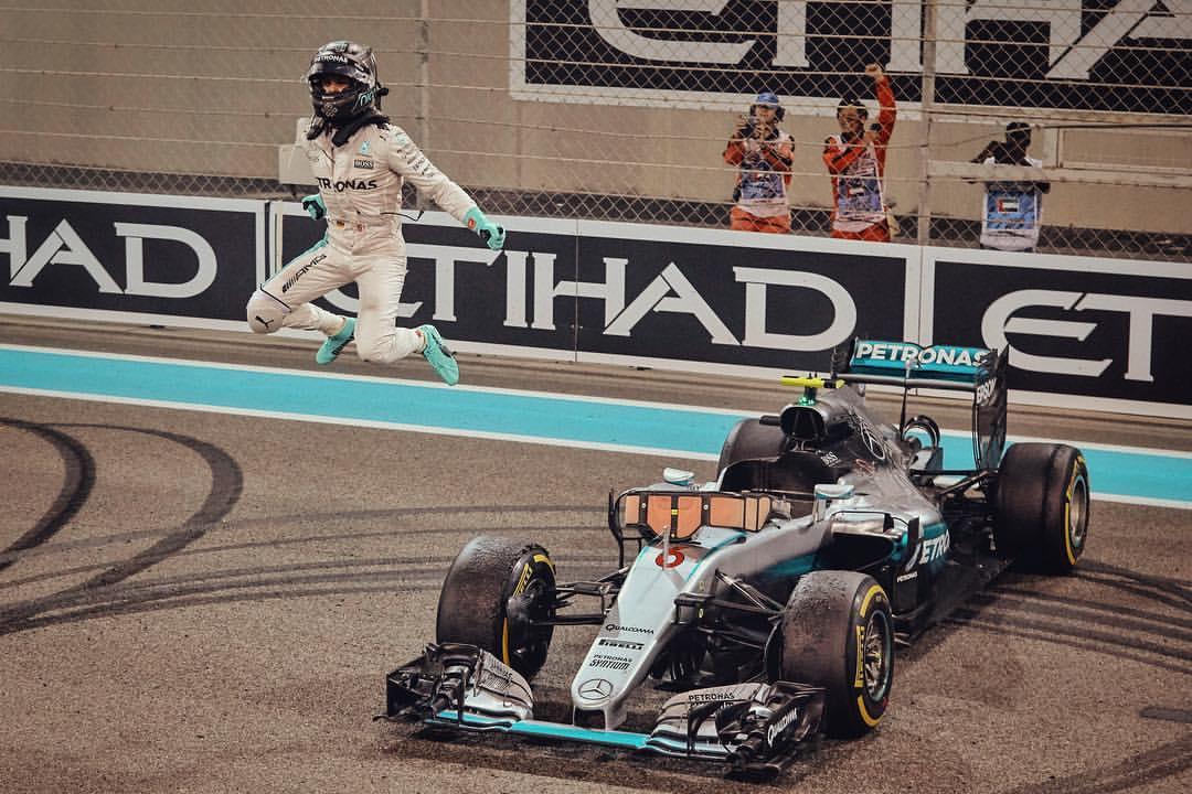 Nico Rosberg Retiring? F1 Driver Retiring