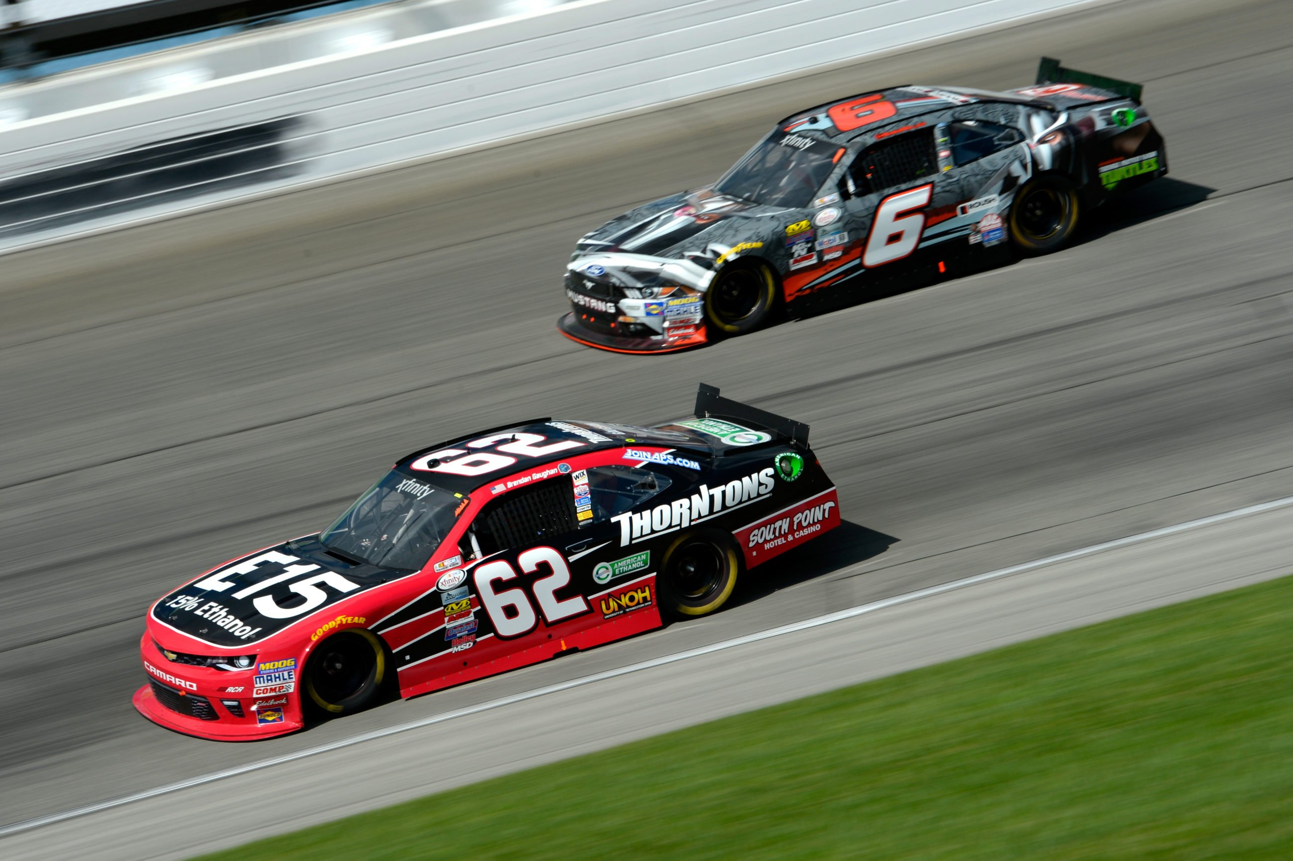 Rcr Driver Lineup Team Expands To Full Time Cars Nascar