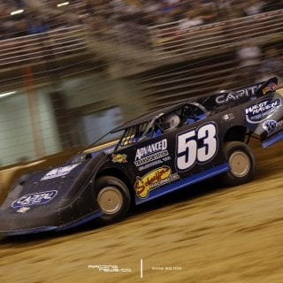 Ray Cook Racing Gateway Dirt Nationals 8571