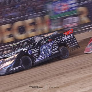 Scott Bloomquist 2016 Gateway Dirt Nationals 8994