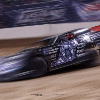 Scott Bloomquist Dirt Late Model Photo 9210
