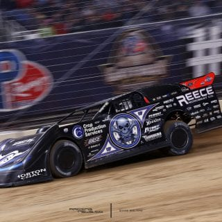 Scott Bloomquist Dirt Racing Photo 9194