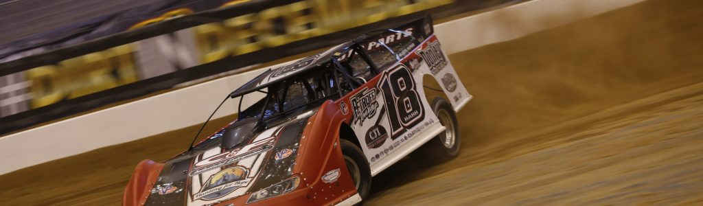 2016 Gateway Dirt Nationals Results – Friday – Dirt Late Model