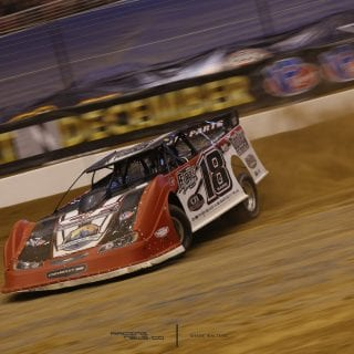 Shannon Babb Dirt Late Model - 2016 Gateway Dirt Nationals Photos - Thursday 6393