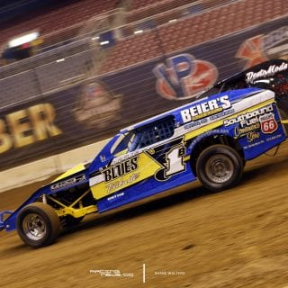 St Louis Blues Racecar Photo The Dome 6783