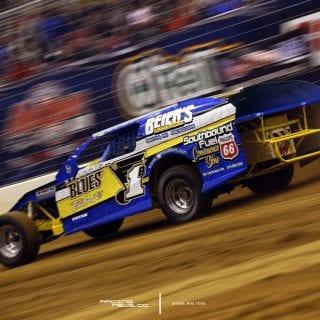 St Louis Blues Tribute Racecar 6023