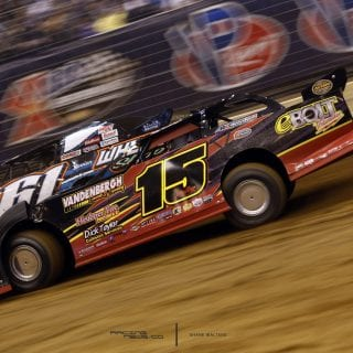 St Louis Dirt Racing Photo 8306