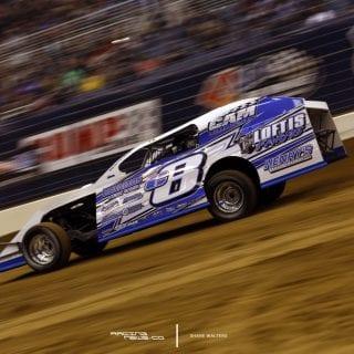 St Louis Indoor Dirt Modified Racing Photo 6014