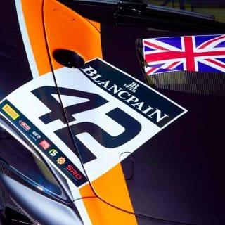 Strakka Racing 2017 McLaren GT 42