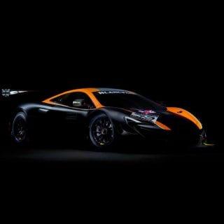 Strakka Racing 2017 McLaren GT Car Photo
