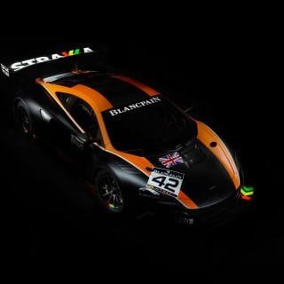 Strakka Racing 2017 McLaren GT Photos
