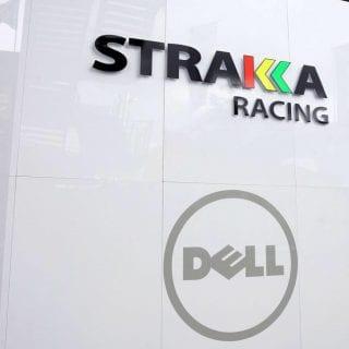Strakka Racing Logo Wall