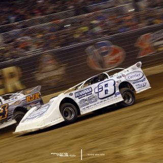 Timothy Culp Dirt Late Model Racing Photo 8549
