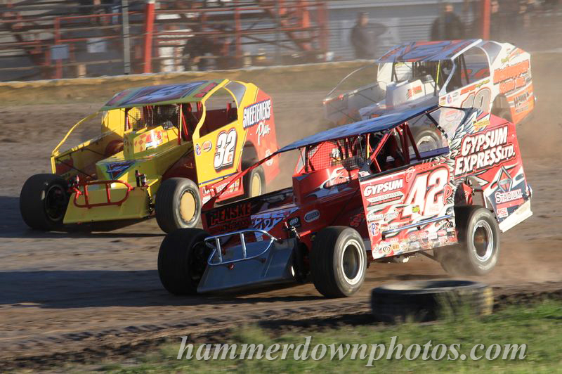 Utica-Rome Speedway Weekly Racing - First Time Since 2004
