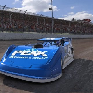 iRacing Dirt Late Model Gameplay Screenshot