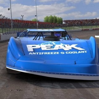 iRacing Dirt Late Model Photo