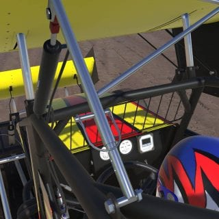 iRacing Sprint Car Wing Screenshot