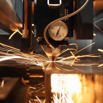 laser cutting art sculpture