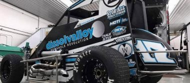 2017 Chili Bowl B Main Results - January 10, 2016 - Chili Bowl Nationals - Joey Saldana