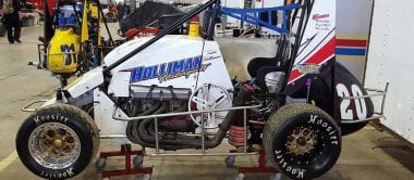 2017 Chili Bowl Nationals Results Final Night Alphabet Mains - January 14, 2016 - Tadd Holliman
