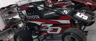 2017 Chili Bowl Race Results A Main Event - January 14, 2016 - Zach Daum