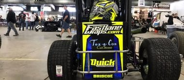 2017 Chili Bowl Race Results - January 10, 2016 - Chili Bowl Nationals - Chase Briscoe